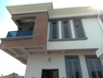 Luxury Finished 4 Bedroom Semi Detached Duplex with Bq, with Ocean View., Lekki Palm City, Ado, Ajah, Lagos, Semi-detached Duplex for Sale