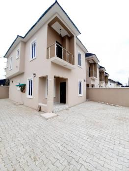 Luxury 4 Bedroom Fully Detached Duplex with Bq, Lekki Palm City Estate, Ado, Ajah, Lagos, Detached Duplex for Sale