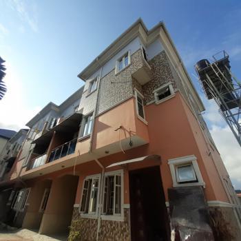 4 Bedroom Terraced Duplex, Osapa London, Osapa, Lekki, Lagos, Terraced Duplex for Rent