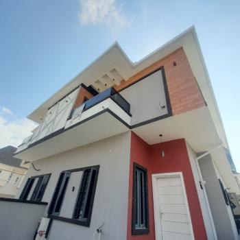 4 Bedroom Semi Detached Duplex, Osapa London, Osapa, Lekki, Lagos, Detached Duplex for Sale