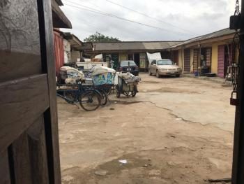 Commercial Plot of Land Good for Car Wash/ Car Lot, Etc, Iju Road, Close to Pen Cinema, Agege, Lagos, Commercial Land for Sale