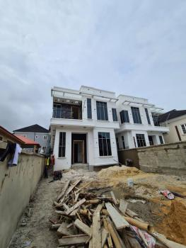 Luxury 5 Bedroom Detached Uplex with Excellent Finishing 93% Completed, Osapa London, Osapa, Lekki, Lagos, Detached Duplex for Sale