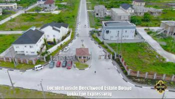 Residential Land in a Well Developed Estate, Inside Beechwood Estate,, Ajah, Lagos, Land for Sale