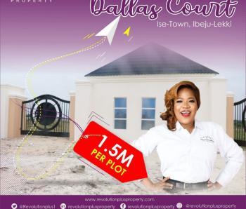 Estate Land, After Refinery, Eleko, Ibeju Lekki, Lagos, Residential Land for Sale