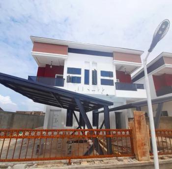 Well Built 4 Bedroom Semi Detached Duplex with a Room Bq, 2nd Toll Gate, Lekki, Lagos, Semi-detached Duplex for Sale
