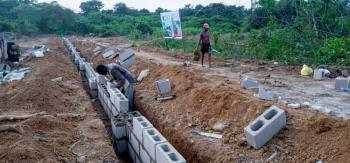 Commercial Land with Graded Access Road, Ivy Estate Opposite International Airport Ipo, Port Harcourt, Rivers, Commercial Land for Sale