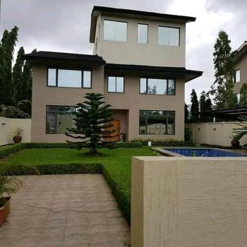 Tastefully Furnished 5 Bedroom Fully Detached on 950 Sqm, Banana Island, Ikoyi, Lagos, Detached Duplex for Sale