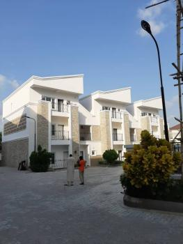 Luxury and Fully Serviced 4 Bedroom Terraced Duplex with Boys Quarters, Katampe Extension, Katampe, Abuja, Terraced Duplex for Sale