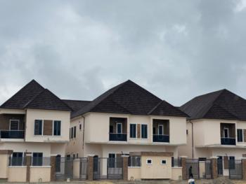 Exquisitely Finished 4 Bedroom Semi-detached House with 1 Bq, By Chevron Toll Gate, Lekki, Lagos, Semi-detached Duplex for Sale