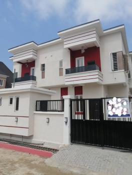Brand New 4 Bedrooms Semi Detached House, Royal View Estate, Lekki, Lagos, Semi-detached Duplex for Sale