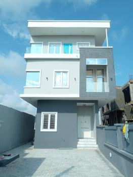 Tastefully Furnished 4 Bedroom Semi-detached Duplex with a Room Bq, Ilasan, Lekki, Lagos, Semi-detached Duplex for Rent