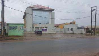 a Luxury 3 Floor Office Space on a Strategic Location, Sagamu, Ogun, Office Space for Rent