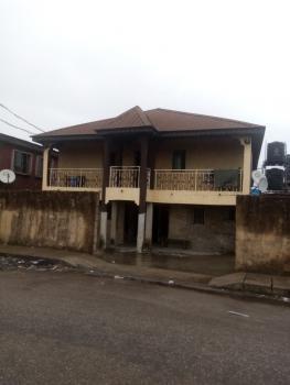 Story Building, Off Ogunlana, Ijesha, Lagos, House for Sale