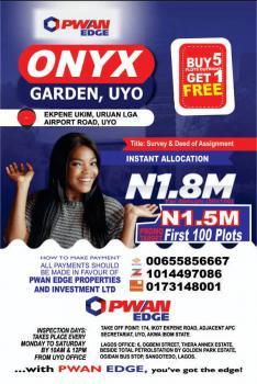 Luxury Investment, Airport Road, Etim-ekpo, Akwa Ibom, Land for Sale