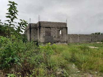Uncompleted 3 Bedrooms Duplex, Okun Ajah, Lekki Phase 2, Lekki, Lagos, Detached Duplex for Sale