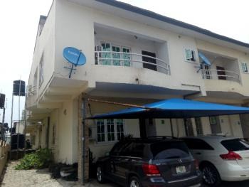 Finished 3 Bedrooms Terraced Duplex - Corner Piece, Abraham Adesanya, Ajiwe, Ajah, Lagos, Terraced Duplex for Sale