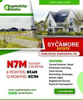 Good Land, Capital City Estate, Rukpokwu, Port Harcourt, Rivers, Residential Land for Sale