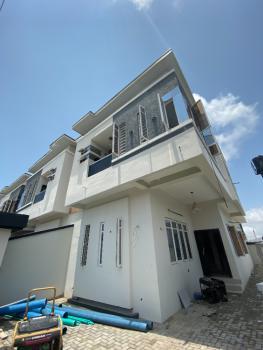 Brand New 4 Bedroom Semi Detached Duplex with B. Q, Igbo Efon, Lekki, Lagos, Semi-detached Duplex for Sale