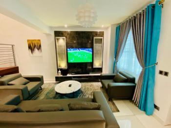 Luxury 2 Bedroom Terrace in a Serene Environment, Gate 3, Richmond Estate, Ikate Elegushi, Lekki, Lagos, Terraced Duplex Short Let