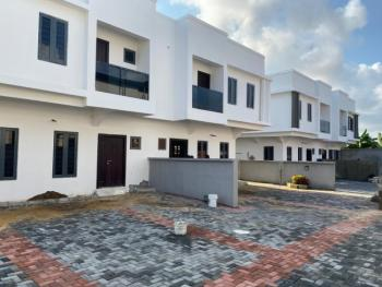 Well Finished 4 Bedroom Semi Detached Duplex with Ample Parking, Diamond Estate By Novare Mall Shoprite, Sangotedo, Ajah, Lagos, Semi-detached Duplex for Sale