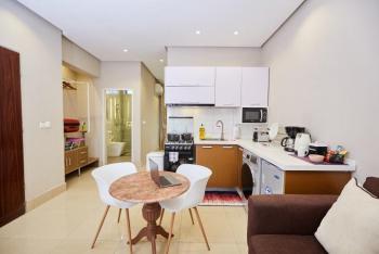 Awesome Studio Apartment, Suncity Estate, Galadimawa, Abuja, Self Contained (single Rooms) Short Let