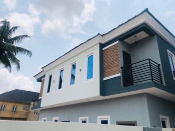 Newly Built 4 Bedroom, Behind Lagoon Hospital, Off Obafemi Awolowo Way, Adeniyi Jones, Ikeja, Lagos, Semi-detached Duplex for Sale