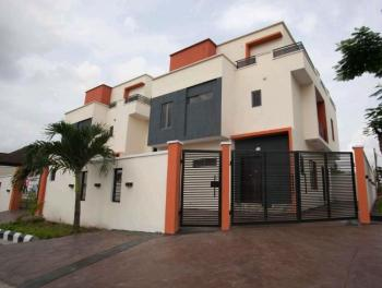 Exquisite Corner Four(4) Bedroom Detached House, Phase Two, Gra, Magodo, Lagos, Detached Duplex for Sale
