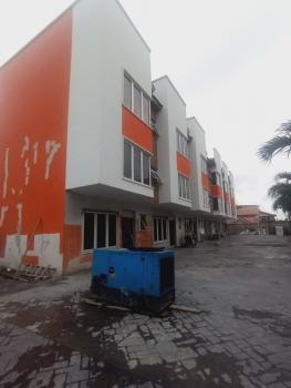 Newly Built 4 Bedroom Terrace Duplex, Omole Phase 1, Ikeja, Lagos, Terraced Duplex for Sale