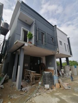 Luxury 3 Semi Detached Duplex, Chevron Toll, Lekki Expressway, Lekki, Lagos, Semi-detached Duplex for Sale
