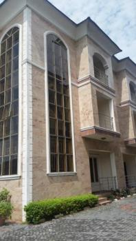 Four (4) Bedroom Fully Serviced Terrace with Bq., Parkview, Ikoyi, Lagos, Terraced Duplex for Rent