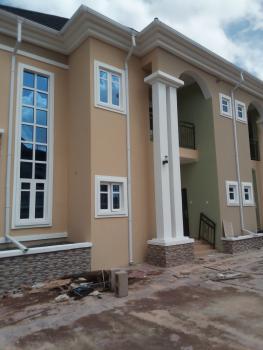 Newly Built & Luxurious 4 Bedrooms Duplex, Wtc Estate, Independence Layout, Enugu, Enugu, Detached Duplex for Rent