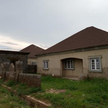 Standard 3 Bedroom Bungalow and Bq, Sam Nujoma Estate, Galadimawa, Abuja, Detached Bungalow for Sale