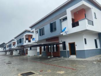Brand New Model Service 4 Bedroom Semi Detached, Chevron Drive Road, Lekki Expressway, Lekki, Lagos, Semi-detached Duplex for Sale