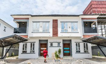 4 Bedroom Semi Detached Duplex with Bq, Nike Art Gallery, Ikate, Lekki, Lagos, Semi-detached Duplex for Sale