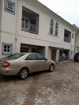 American Standard 3 Bedroom Flat, Shell Cooperative Eneka, Eneka, Port Harcourt, Rivers, Flat for Rent