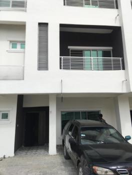 Terrace Duplex., Meridian Home Off Lekki Gardens Estate, Sangotedo, Ajah, Lagos, Terraced Duplex for Rent