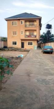 2 Story Building of 3 Bedrooms Each All Self Contained, Road Safety By Egbu Road, Owerri North, Imo, Block of Flats for Sale