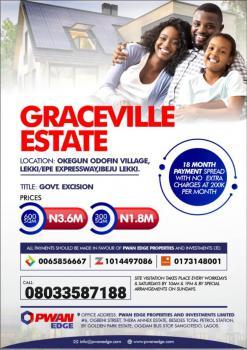 Land, Ikegun Village Grace Ville Estate, Ikegun, Ibeju Lekki, Lagos, Mixed-use Land for Sale
