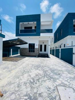 Newly Built and Well Finished 5 Bedroom Detached Duplex with a Room Bq, Ikate Elegushi, Lekki, Lagos, Detached Duplex for Sale
