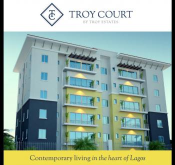Luxury 3 Bedroom Flats, Troy Court, Aguda, Surulere, Lagos, Block of Flats for Sale