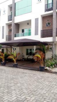 Brand New Luxury 2 Bedroom Duplex with a Room Bq, Chevron Drive, Lekki Phase 2, Lekki, Lagos, Terraced Duplex for Rent