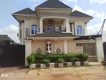 Luxury 4 Bedroom Duplex, Alagba Scheme 1 Estate, Agege, Lagos, Detached Duplex for Sale
