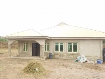 Almost Completed Cute 4 Bedroom Bungalow in a Secluded Area, Dove Street, Near General Supermarket, Ashipa Area Off Akala Express, Challenge, Ibadan, Oyo, Detached Bungalow for Sale