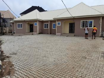 Well Built 2 Units of 2 Bedroom Bungalows, Off City College of Education Road, Karu, Abuja, Semi-detached Bungalow for Sale