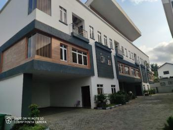 Luxury 5 Bedroom Terraced Duplex +1 Room Bq, Swimming Pool, Gym House, Shonibare Estate, Maryland, Lagos, Terraced Duplex for Rent