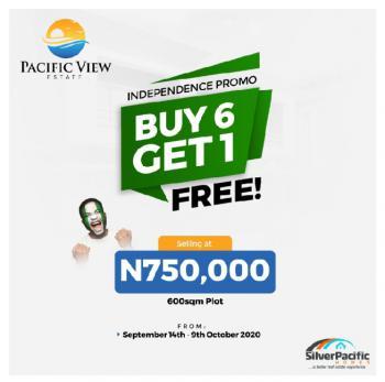 Plot of Land, Pacific View Estate, Ikegun, Ibeju Lekki, Lagos, Mixed-use Land for Sale