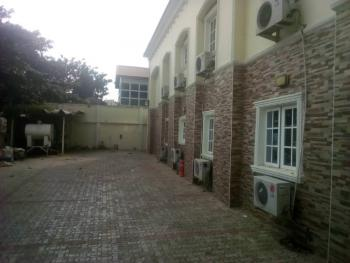 Service 3 Bedroom Apartment for Office Use, Wuse 2, Abuja, Flat for Rent
