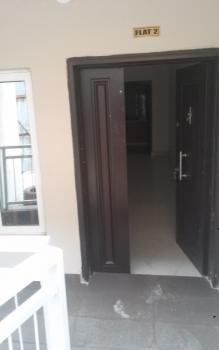 a Newly Built 2 Bedroom Flat Serviced Appartment, Ilasamaja, Mushin, Lagos, Flat for Rent