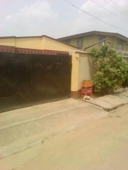 Lovely  2 Unit of 3 Bedroom  Flat on a Full Plot of Land, Alamutu Estate Fagba, Fagba, Agege, Lagos, Block of Flats for Sale