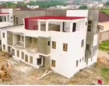 a 4 Bedroom Smart Terrace Duplex with Rooftop Private Swimmimg Pool Bq, Guzape District, Abuja, Terraced Duplex for Sale